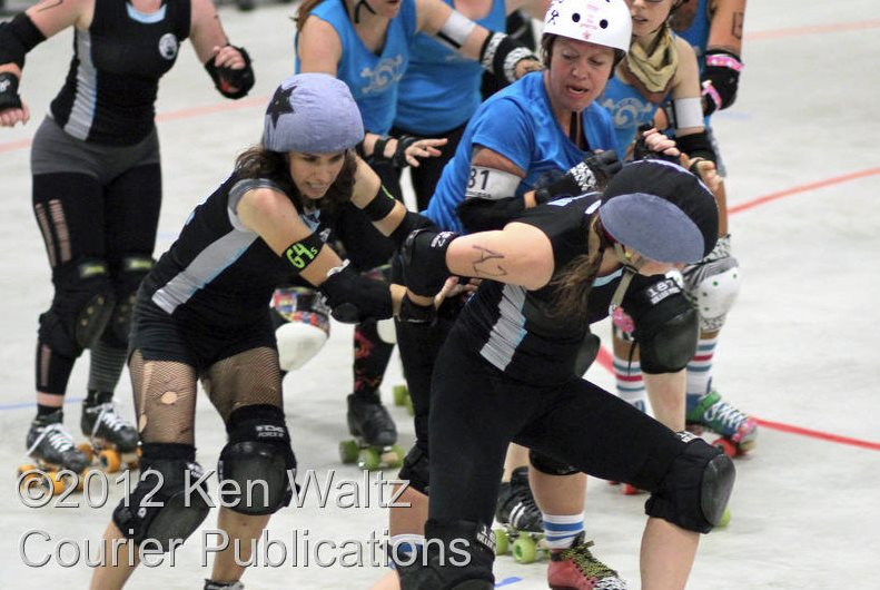 Sinner of Gravity is my last (tiny) league's star jammer. I felt I always knew what she wanted from me.