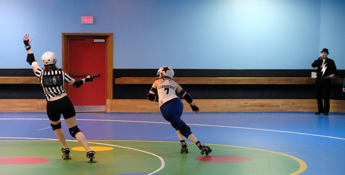 A jammer gets 5 points